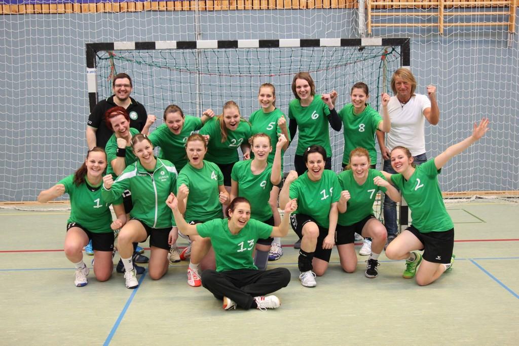 Damen 2 - Meister BZL 13-14
