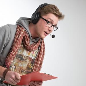 Roman Zeilinger von Radio Euroherz