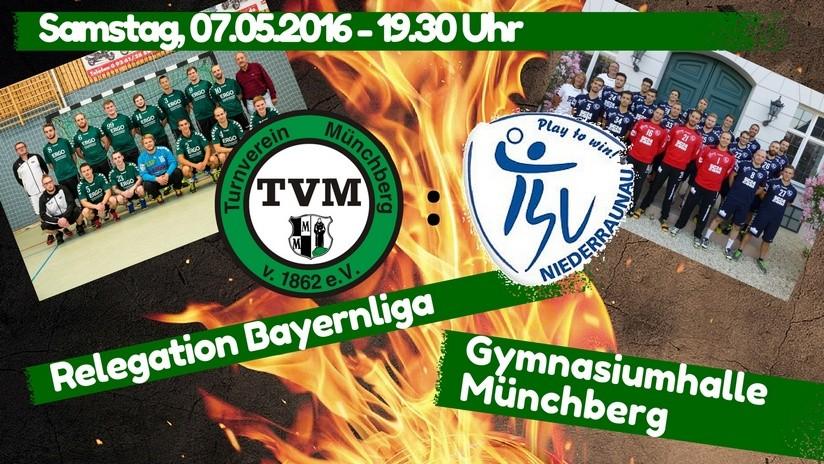 TV Münchberg – TSV Niederraunau